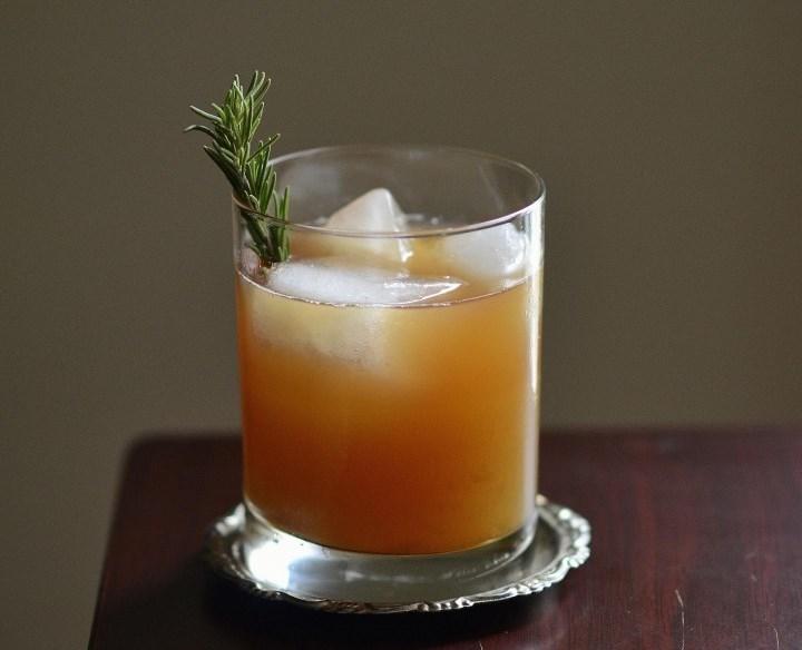 Bourbon Cider Smash | Ontario Craft Cider Association